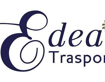 Edea Trasporti logo concept