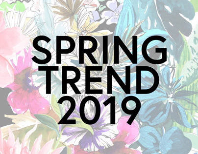 Spring Trend 2019