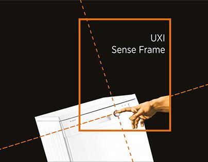 UXI Sense Frame by Pi Hola!