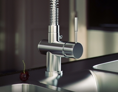 Franke faucet & sink