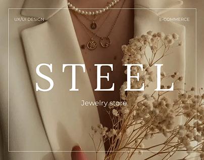 Jewelry store   E-commerce