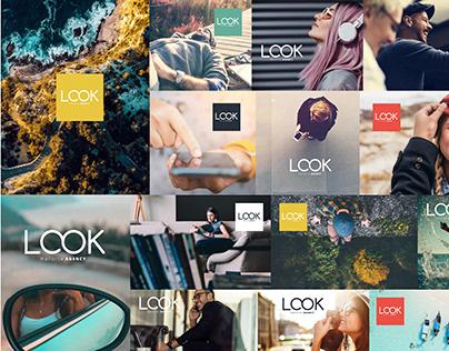 DISEÑO LOGO | Look Mallorca Agency