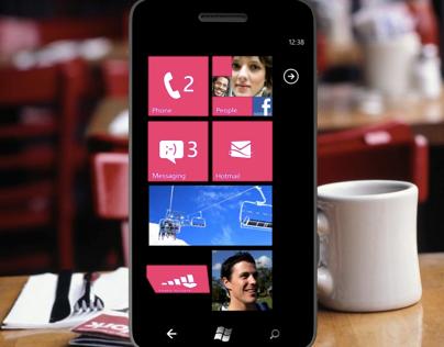 Windows Phone 8 Animated Flythroughs