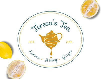 Teresa's Tea (Lemon, Ginger, Honey)