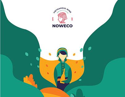 Noweco - Vietnamese Wine