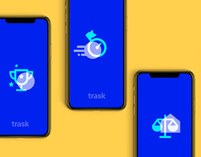 TRASK_various icons