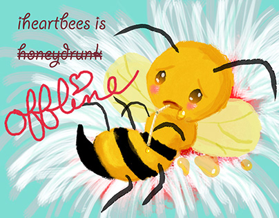 iheartbees twitch graphics