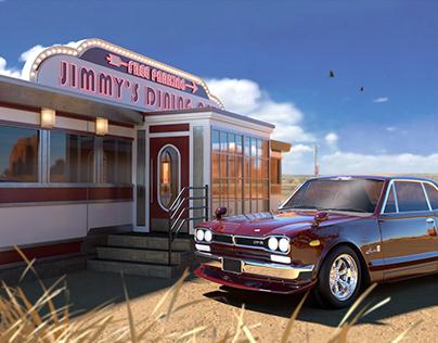 Desert Diner