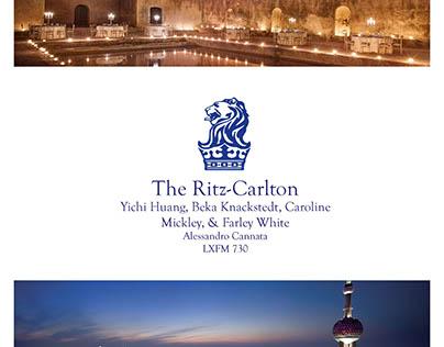 The Ritz-Carlton Marketing Book