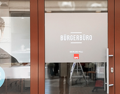 BRANDING | SPD Bürgerbüro Sven Teuber & Malu Dreyer