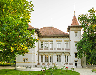 Aristocrat House - architecture / design