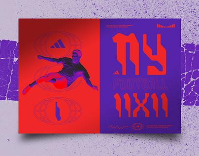 Big Apple Typography // Tango x FSS