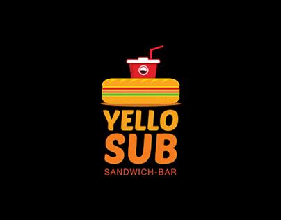 Yello Sub Sandwich bar