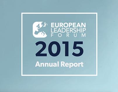 Print Design   2015 Annual Report