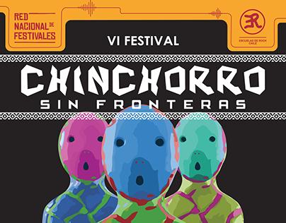 IV Festival Chinchorro Sin fronteras