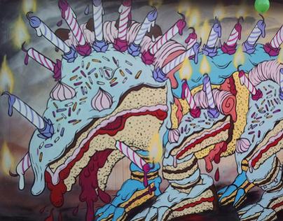 Murals 2012