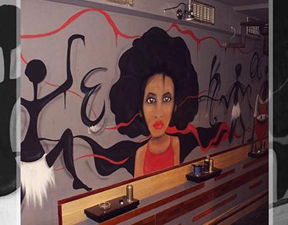 Nehante / RockCLub / Mural