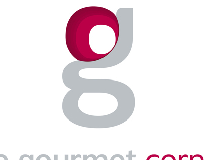 Gourmet Corner Branding