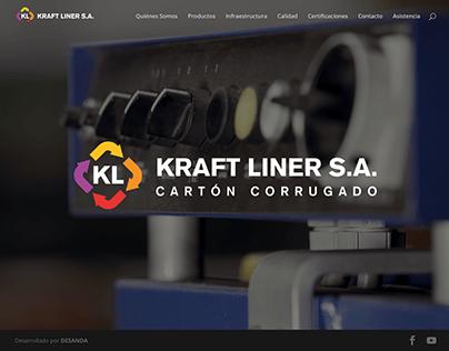 WEB KRAFT LINER