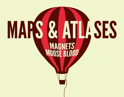 OTR & No Wave present Maps & Atlases