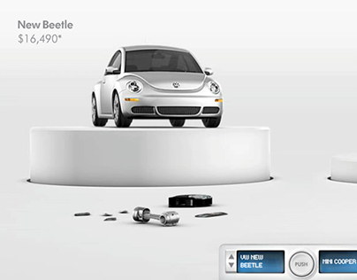 The VW Compare-O-Tron
