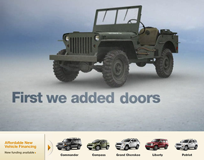 The Jeep Comfort Module