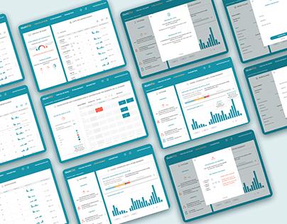 Auxivia • UI & Data Design