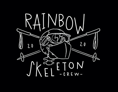 Rainbow Skeleton Crew