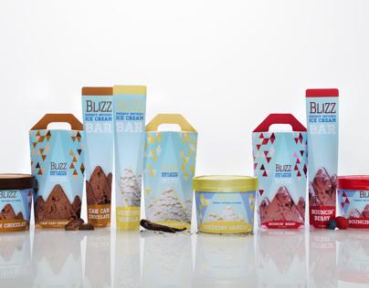 Blizz - Energy Infused Ice Cream