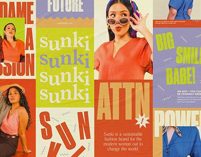 Sunki: Dressed for Impact