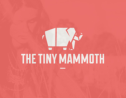 The Tiny Mammoth - Branding