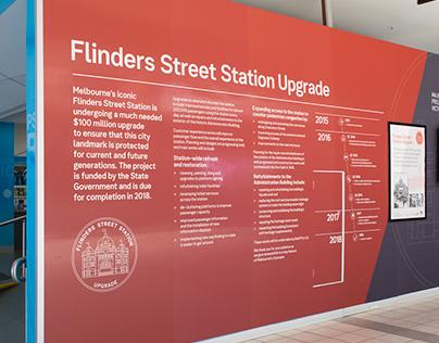 Flinders St Upgrade