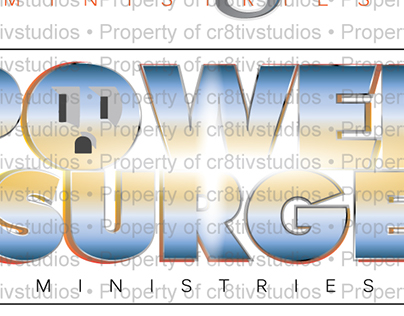 Power Surge Logo Design