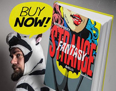 Butcher Billy's Strange Fantasy | The New Art Book