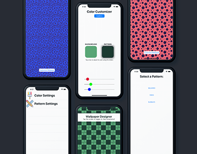 Wallpaper Designer: An iOS App