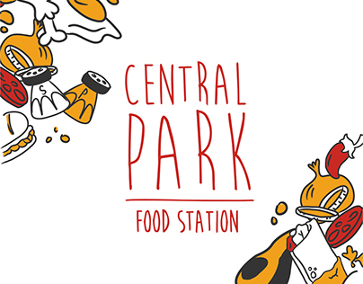 CENTRAL PARK - MURAL