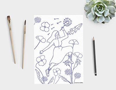 CUSTOM COLORING PAGE