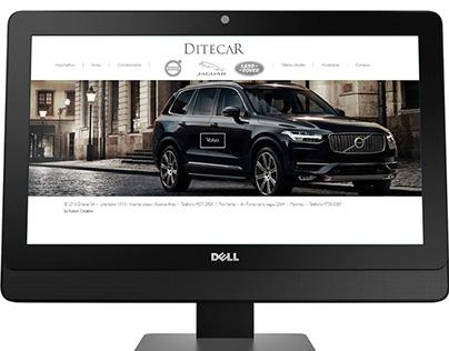 Ditecar - Concesionarios Volvo, Jaguar y Land Rover