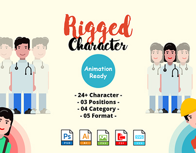 Rigged Character