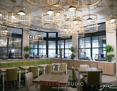 Hilton Wilmington, DE Public Spaces