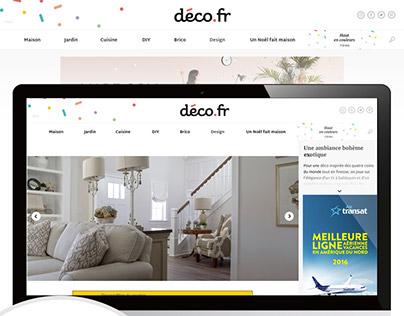 Deco.fr - V2