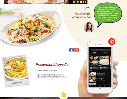 India Gate - The great Indian Ricepedia campaign