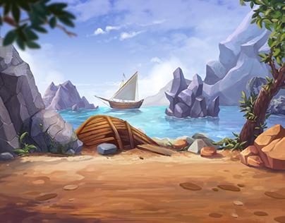 Game environments