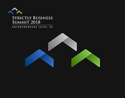 Logo Design for Strictly Business Summit