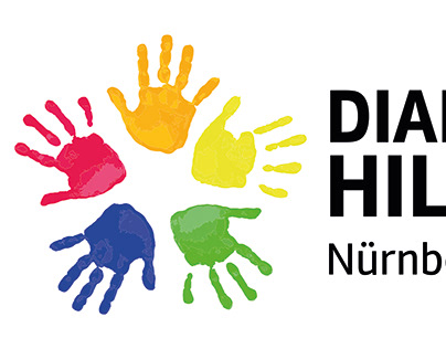 Diabetes Hilfe Nürnberg: Flyer, Logo, Website