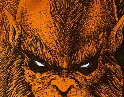 Beast Man - MOTU project