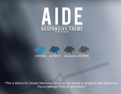 Aide | SMF Responsive Theme