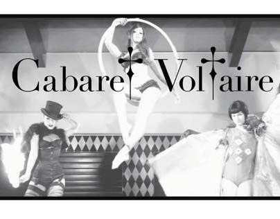 Cabaret Voltaire, Cabaret Bar, Conceptual Boards & Logo