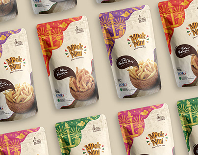 Packaging Redesign for Mpok Nini