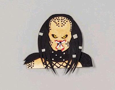 Predator in Paper